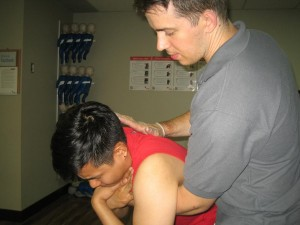 First aid and CPR training in Winnipeg, Manitoba