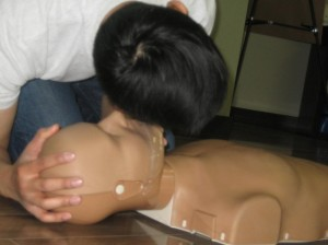 First aid and CPR training in Regina