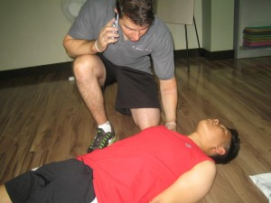 First aid and CPR training in Saskatoon, Saskatchewan