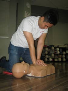 First Aid and CPR Courses in Vancouver