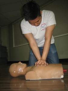 First aid and CPR Courses in Surrey