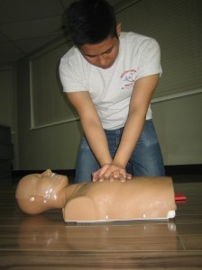First Aid and CPR Classes in Edmonton