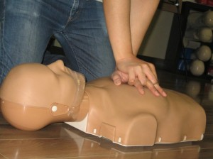 First Aid and CPR Training in Halifax