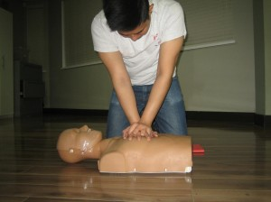 First Aid and CPR Training in Victoria