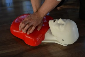 Red Cross CPR Training
