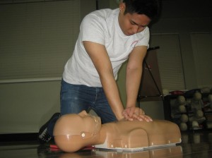 First Aid and CPR Classes in Nanaimo