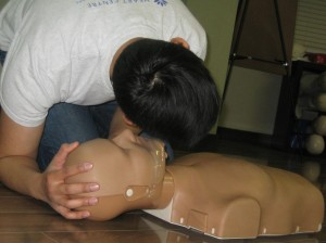 First Aid and CPR Classes in Fort McMurray