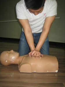 First Aid and CPR Classes in Grande Prairie