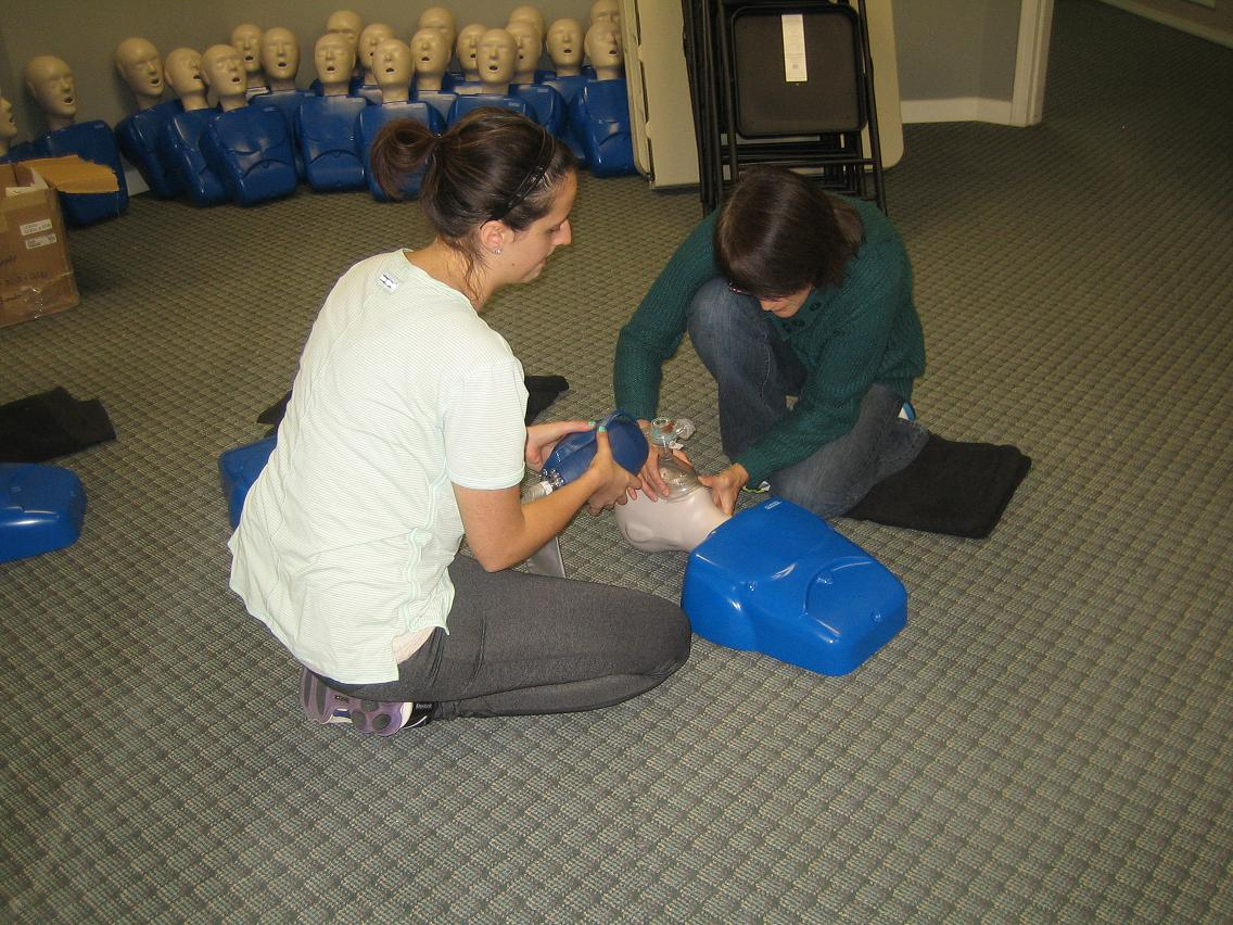 Available 1st Aid Courses