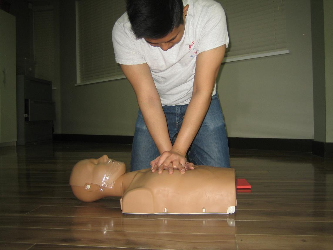 Workplace Approved First Aid And Cpr Training In Victoria